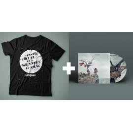 Idézetes női póló + Szennyes CD